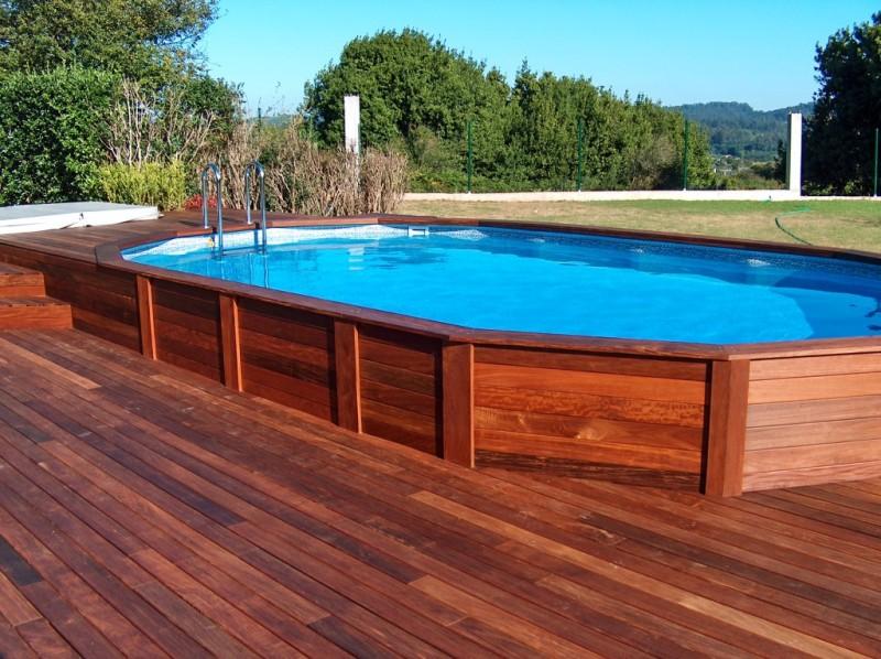 Cu les son los materiales que se utiliza para la - Piscinas desmontables de madera ...