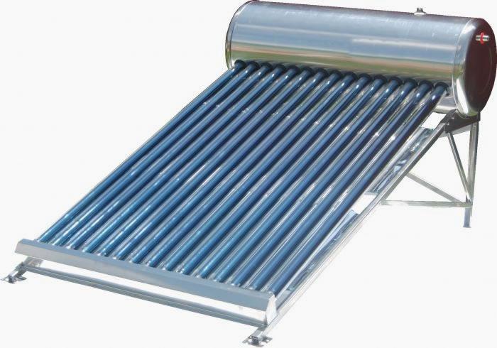 Calentadores solares como opción para tu hogar