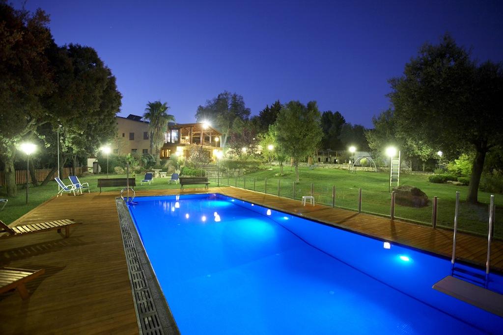 Sistemas de iluminación para piscinas