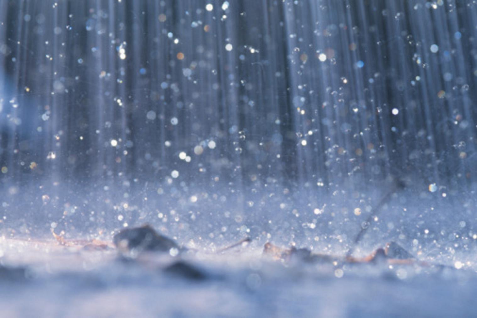 Usos del agua de lluvia