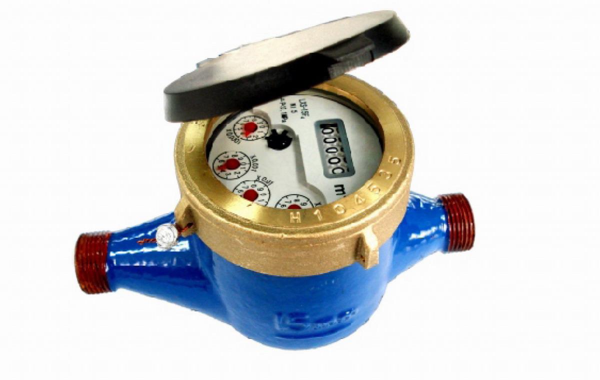 El contador de agua y su utilización