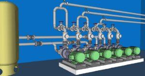 Función del Sistema Hidroneumatico