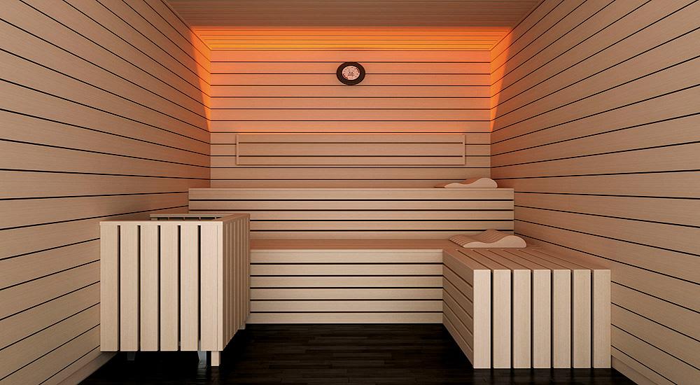 Los saunas que puedes adquirir