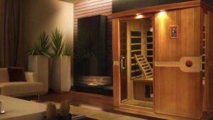 Tu salud puede mejor utilizando una sauna