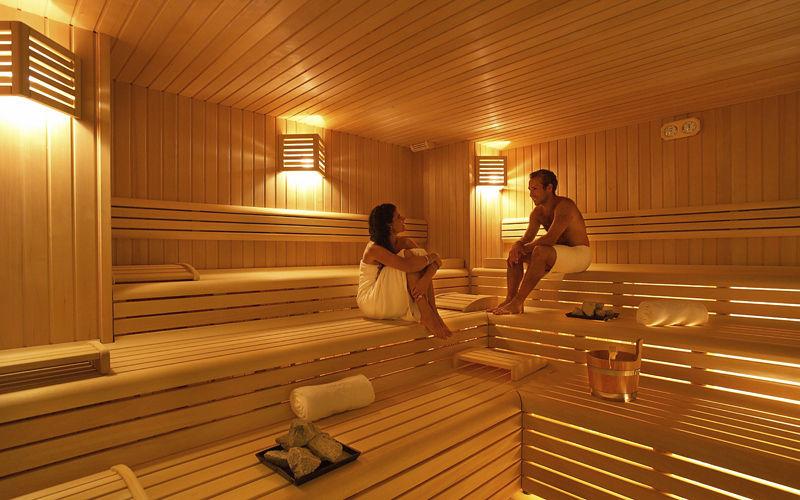 Beneficios del sauna en la salud
